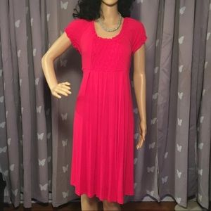 Flirty Summer or Vacation Dress -only worn once!